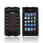 Black for BodyDock Bronze Apple iPhone 4/4S Hard Case